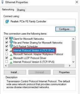 internet protocol version