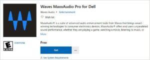 microsoft store waves maxxiaudio pro