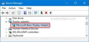 microsoft_basic_display_adapter
