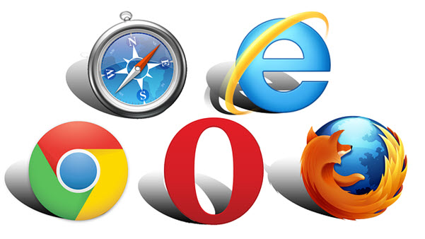 all browsers are slow in windows 10