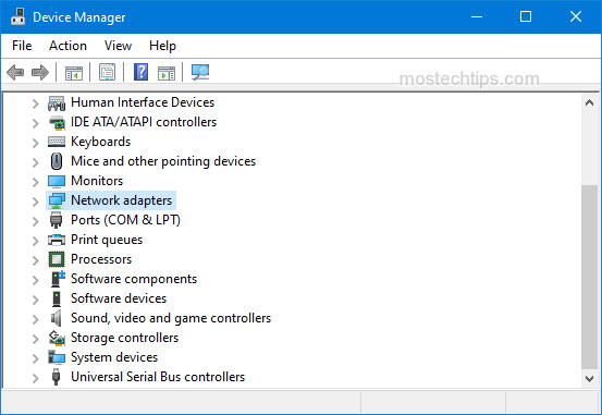 2 easy ways to open device manager as admin