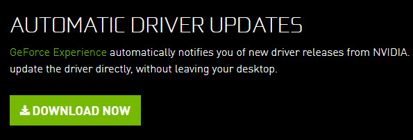 download geforce experience from nvidia